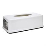 【INOMATA】面紙盒-白