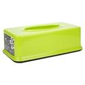 【INOMATA】面紙盒-綠