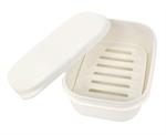 【INOMATA】攜帶用皂盒(方形)