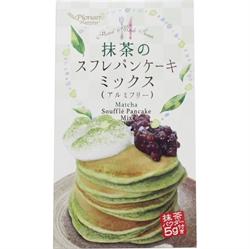 【PIONEER企画】舒芙蕾鬆餅粉 (抹茶口味)