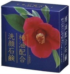 【CLOVER】椿油洗顏皂 80g