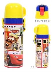 【SKATER】直飲水壺 430&470ml (CARS)