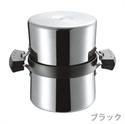 【AUX】濾油 炸鍋(黑)