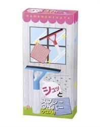 【丸辰】三合一玻璃窗戶清潔器