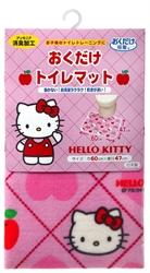 【SANKO】馬桶地墊-Kitty