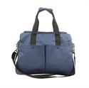 【senbado】多功能手提肩背包(藍色)