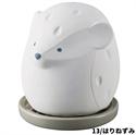 【DECOLE】白刺蝟造型除濕器