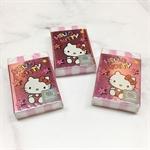 【百成】Hello Kitty 閃亮條紋擦布 (3入)