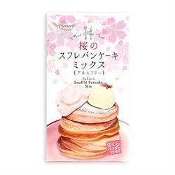 【PIONEER企画】舒芙蕾鬆餅粉 (櫻花口味)