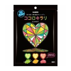 【KANRO】愛心發光糖