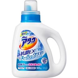 【花王】抗菌除臭濃縮洗衣精