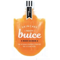 【FRUITY buice】身體去角質霜 (紅蘿蔔&哈密瓜)