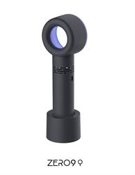 ZERO9 無葉片攜帶風扇 (黑色)