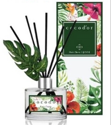 【Cocodor】夏季限定擴香瓶-雞尾酒(龜背葉)