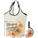 【SKATER】可折疊購物袋 (可頌)