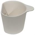 【HONESTY】珪藻土吸濕米杯(白)