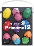 Primomo蠟筆-雞蛋造型12色