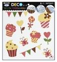 🌟【SANKO】DECO可愛壁貼-甜點