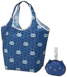 【SKATER】可折疊購物袋 (貓咪)