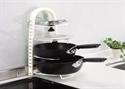 【PEARL】可摺式廚房煎鍋架