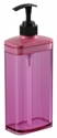【Richell】按壓式空瓶650ml-粉色