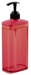 【Richell】按壓式空瓶650ml-紅色