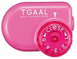 【STAD】五段式T'GAAL削鉛筆器 (粉)