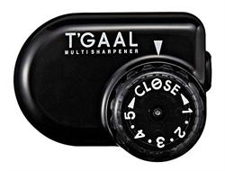 【STAD】五段式T'GAAL削鉛筆器 (黑)