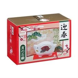 【CLOVER】豬年迎春石鹸 (亥)