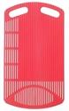 【MARNA】3WAY 瀝水砧板 (紅)