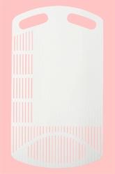 【MARNA】3WAY 瀝水砧板 (白)