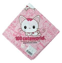 【三麗鷗】百變貓 手帕