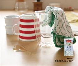 【Aisen】食器抹布2入組