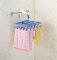 【Aisen】可折疊掛鉤曬衣架