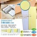 【NAKATANi】衣櫃防塵墊(衣類用)
