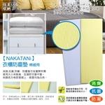 【NAKATANi】衣櫃防塵墊(棉被用)