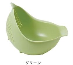 【MARNA】3WAY 瀝水籃(綠)