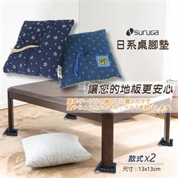【SURUGA】桌腳墊