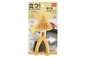 【SANBELM】三角站立清潔萬用刷-淺黃