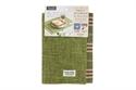 🌟【SANBELM】格紋防潑水桌墊(綠)