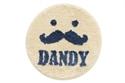 【SANBELM】圓形椅墊-DANDY米