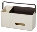 【吉川國】可掛式收納盒(棕)