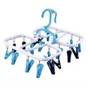 【Daiya】L型折式曬衣架