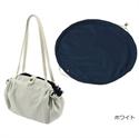 【MARNA】多功能野餐袋(白色)