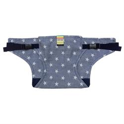 【EIGHTEX】寶寶餐椅輔助腰帶-藍色星星.