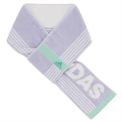 Adidas 涼感運動毛巾-紫色.