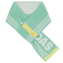 Adidas 涼感運動毛巾-綠.