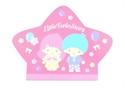 【三麗鷗】雙子星造型便條紙
