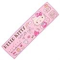 【SANTAN】Hello Kitty杯子蛋糕涼感毛巾.