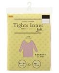 【Tights Inner】兒童款吸濕發熱衣-粉色.